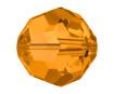Kristallhelmes Swarovski ümar 5000 4mm 12tk 203 topaz