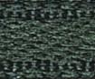 Satiinpael Rayher 10mm 1m 13 dark green