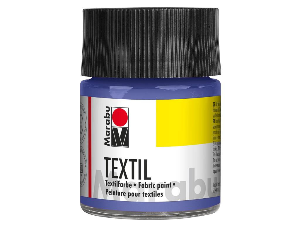 Tekstilės dažai 50ml 035 lilac