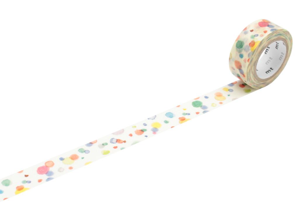 Washi dekoratyvi lipni juostelė mt for kids 15mmx7m ten ten