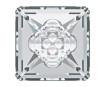 Kristallkivi Swarovski kandiline 4481 16mm 001 crystal