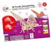 3D puzzle puidust Marabu Kids Butterfly 16 osa