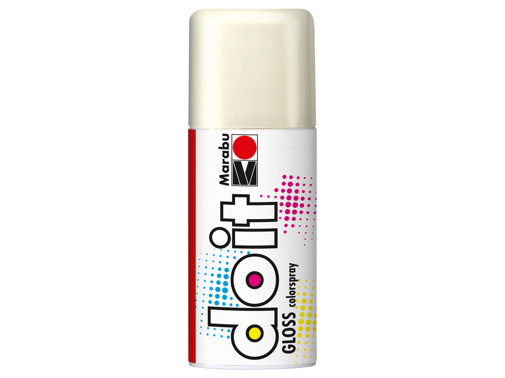 Aerozoliniai dažai do it Gloss 150ml 471 white