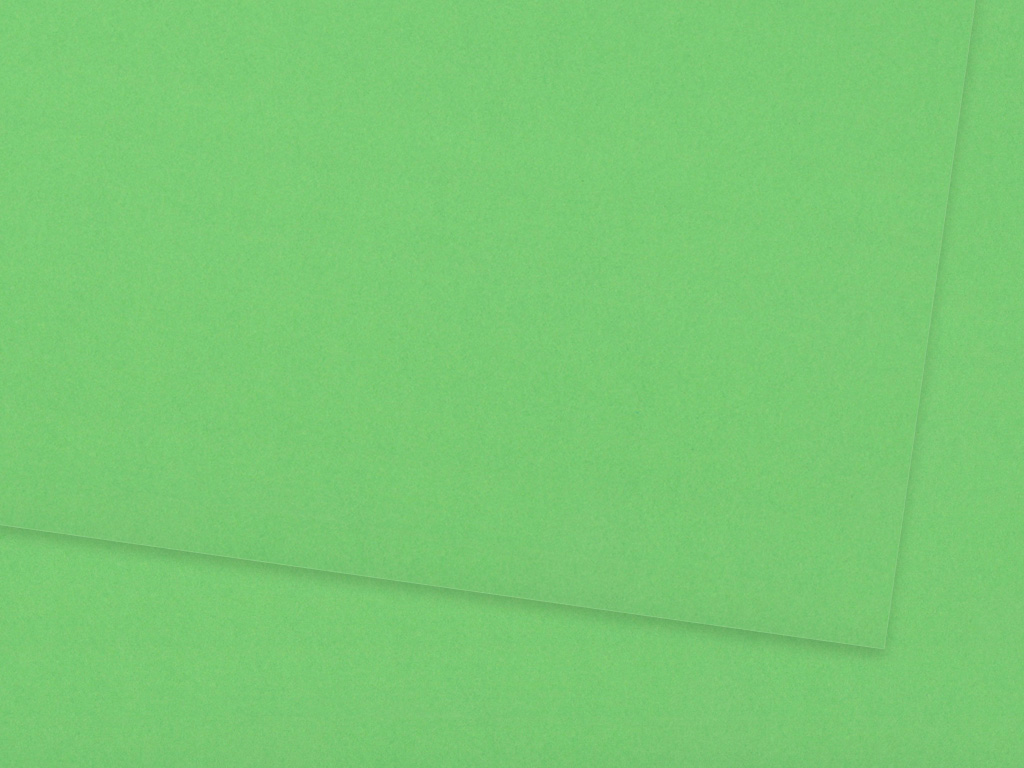 Kartong Ursus 70x100cm/300g 58 grass green