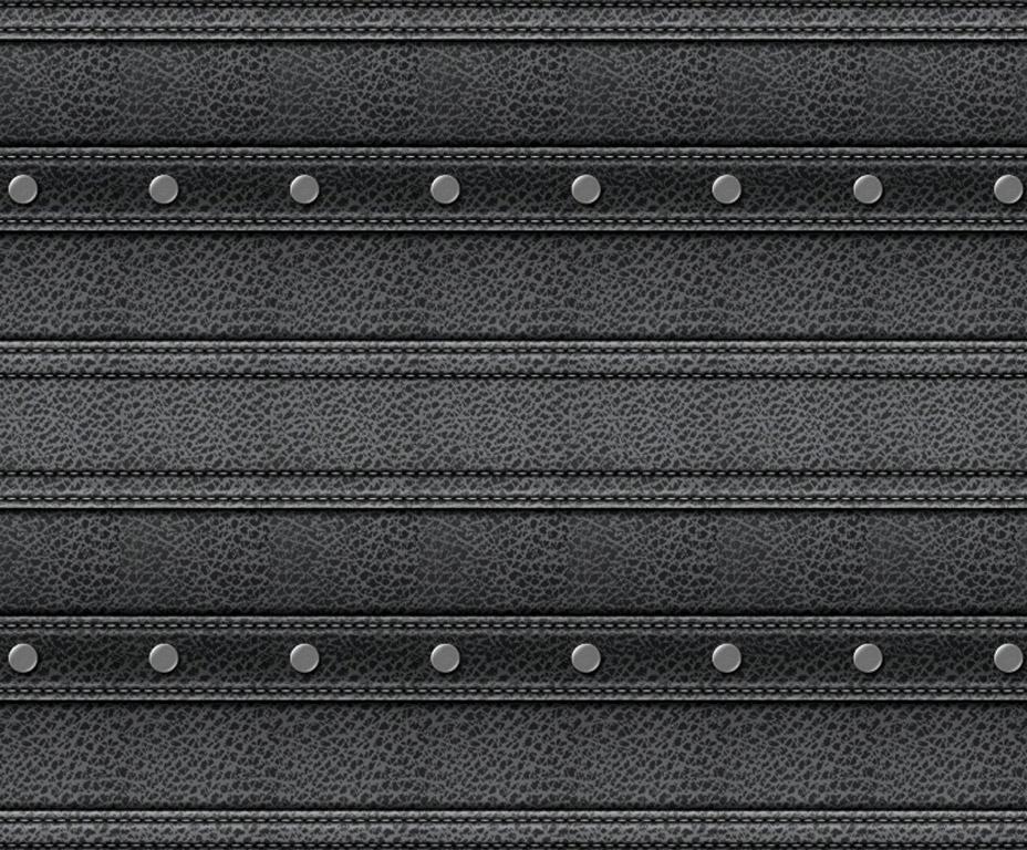 Motif photo album cardboard Ursus 49.5x68cm/300g Leather black
