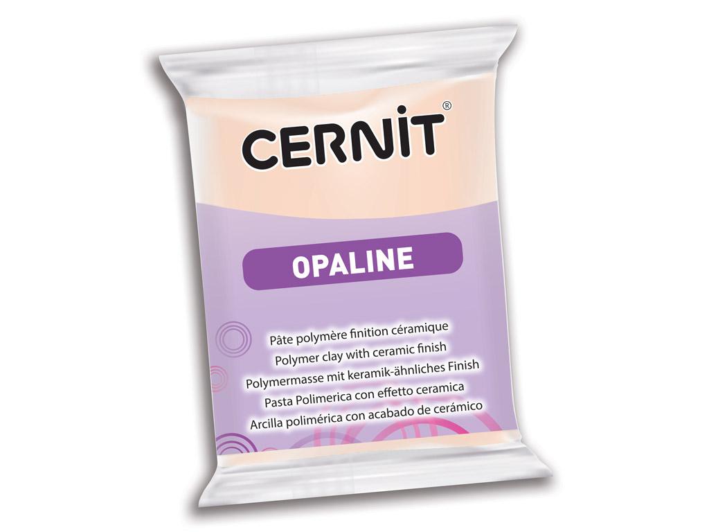 Polimerinis molis Cernit Opaline 56g 425 carnation