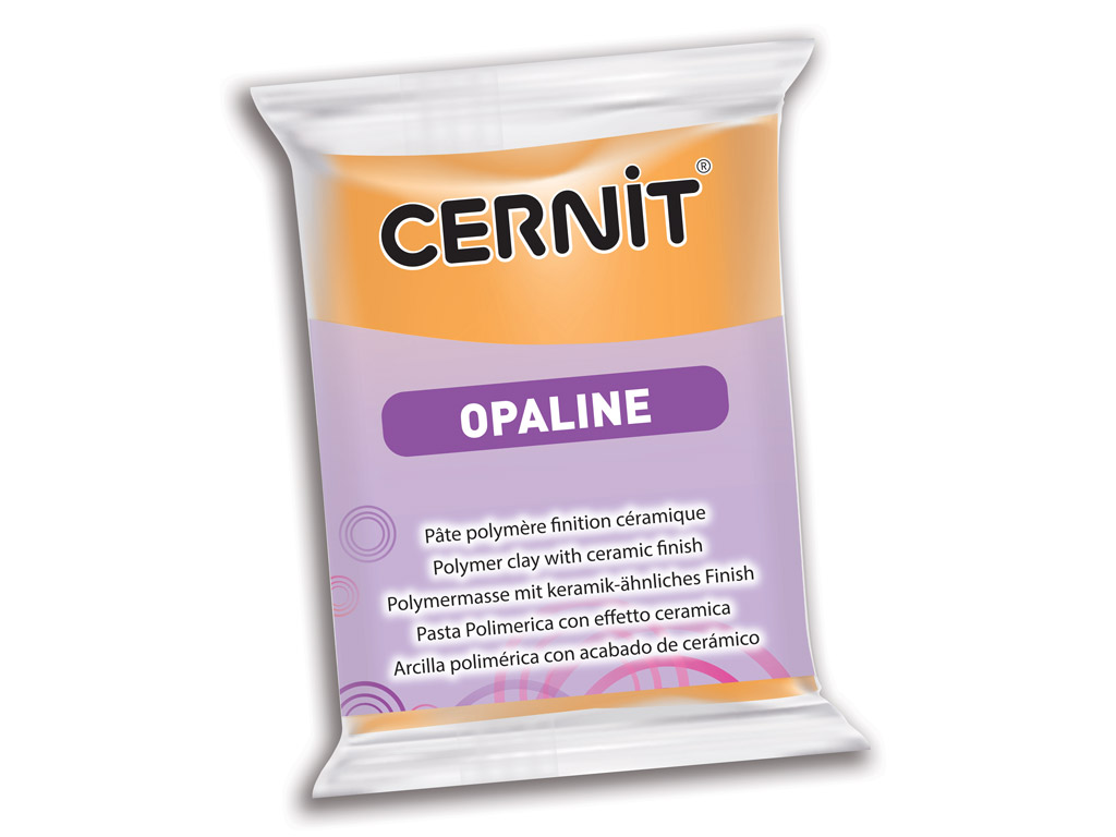Polimerinis molis Cernit Opaline 56g 755 apricot
