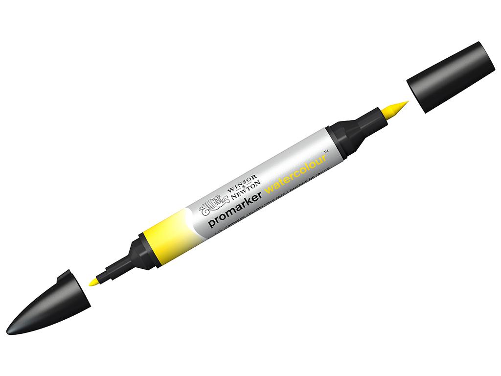 Akvarellmarker W&N 119 cadmium yellow pale hue