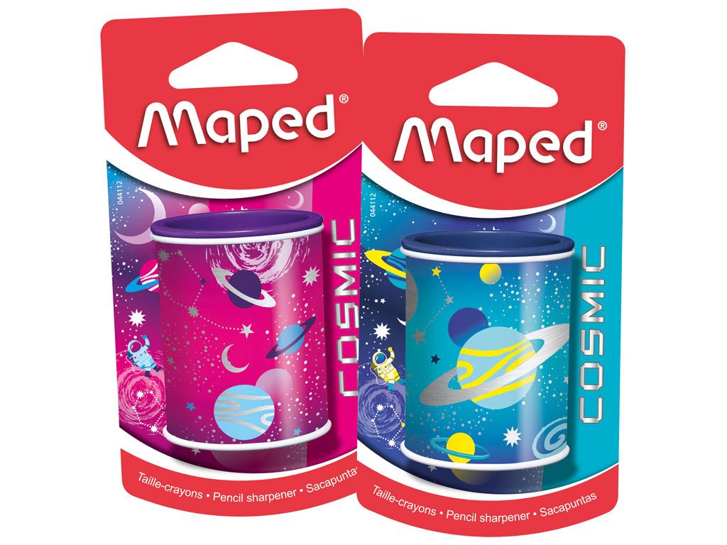 Teritaja Maped 2 auguga Cosmic Kids blistril