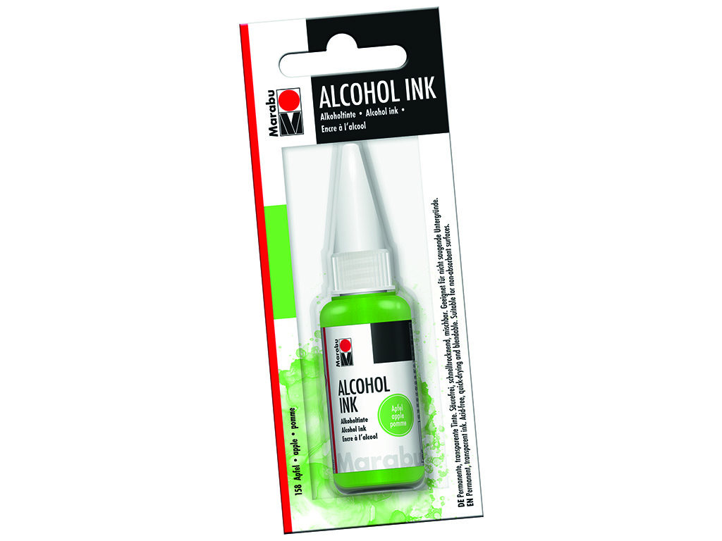 Alkoholitint Marabu 20ml 158 apple blistril