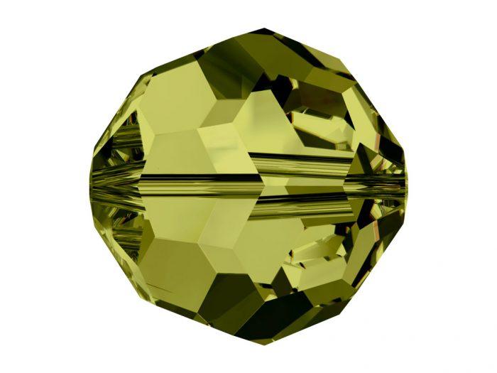 Kristallhelmes Swarovski ümar 5000 4mm - 1/2
