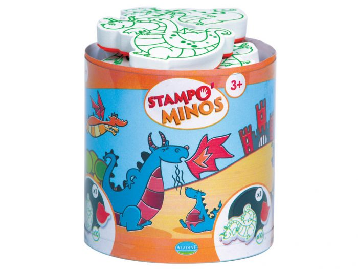 Templikomplekt Aladine Stampo Minos - 1/2