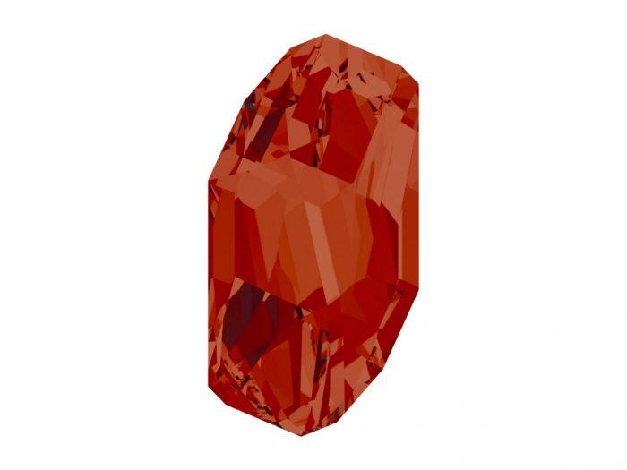 Krištolas Swarovski meteor 4773 28x15mm - 1/2