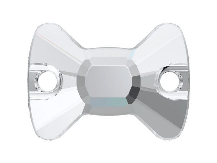 Kristallhelmes õmblemiseks Swarovski kikilips 3258 12×8.5mm - 1/2