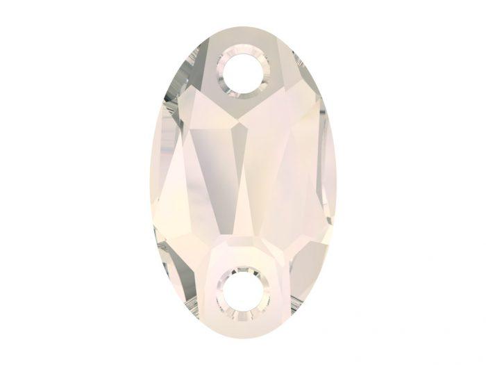 Kristallhelmes õmblemiseks Swarovski ovaal 3231 18x11mm - 1/2