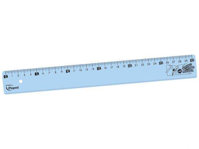 Ruler Maped Study Shock - 1/2
