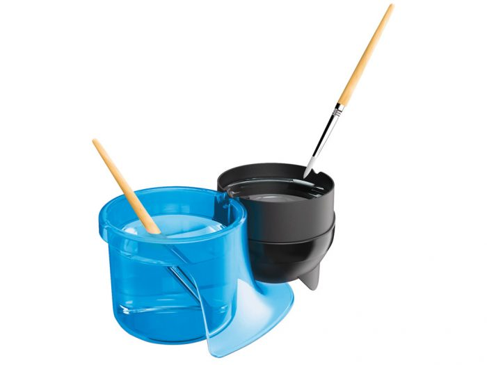 Water pot Maped Color'Peps - 1/2