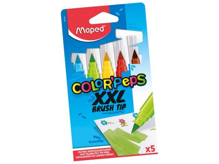 Viltpliiats Maped Color'Peps XXL Brush - 1/2