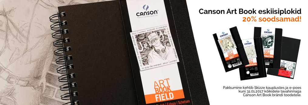 Canson Art Book