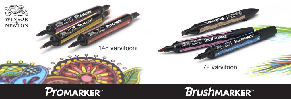 Winsor&Newton Promarker/Brushmarker